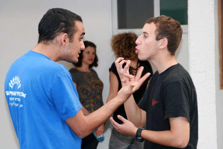Nahostkonflikt Juden Araber Jugend alternative Schule Toleranz DialogFriendensdorf,